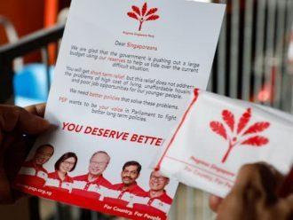 Warga LGBT Singapura Menemukan Sedikit Pendukung yang Jelas Dalam Daftar Pemilihan