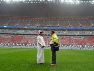 Bongkar Rezim Homofobik Qatar di Piala Dunia 2022 Sekarang