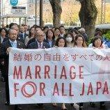 Minoritas Seksual Jepang Masih Berjuang Lima Tahun Setelah Regulasi LGBT