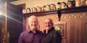 Pastor Tom Pivinski dan pasangannya Malcolm Navias. huffingtonpost.com