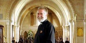 Pendeta Colin Coward. mirror.co.uk