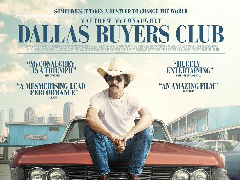 Diskusi Dan Pemutaran Film Dallas Buyers Club Suarakita