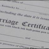 Satu Jenis Lisensi Pernikahan Untuk Semua di Kentucky