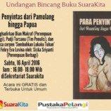 "[Liputan] Bedah Buku ""Para Penyintas dari Pamulang hingga Papua"""