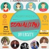 [Liputan] Understanding Sexuality Diversity: Ketika Manusia Tidak Hanya Hitam dan Putih