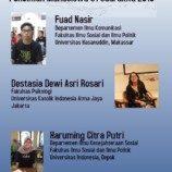 Pengumuman Penerima Beasiswa Penelitian Mahasiswa S1 SuaraKita 2016