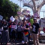 LGBT Manado Aksi Tolak Kekerasan Seksual