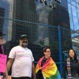 Komunitas LGBT dan Muslim Kanada Mendemo Donald Trump