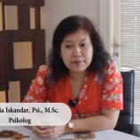 [Liputan] Livia Iskandar: Kelompok LGBT Rentan Bunuh Diri