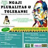 [Liputan] Hari Toleransi Internasional: Ngaji Pluralitas & Toleransi