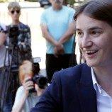 Ana Brnabic, Perdana Menteri Perempuan dan LGBT Pertama Serbia