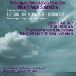 "[Liputan] Pemutaran Film  ""The Sun, The Moon & The Hurricane"" &  Halal Bihalal SuaraKita"