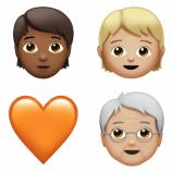 Emoji Gender-Netral Terbaru dari Apple