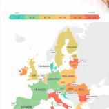 Negara Terbaik Untuk Tinggal dan Bekerja Jika Anda LGBT