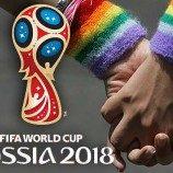 LGBT Fans Sepak Bola Berhadapan Dengan Ancaman pada Piala Dunia di Rusia