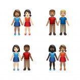 Apple Akan Meluncurkan Emoji yang Lebih Beragam dengan 75 Kombinasi Berbeda
