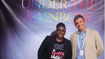 "Film Dokumenter ""Under The Rainbow"" Kisah Coming Out di Nigeria yang Homofobik"