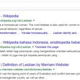 Google Mengubah Algoritma Untuk Kata Kunci 'Lesbian' Agar Menunjukkan Lebih Sedikit Pornografi