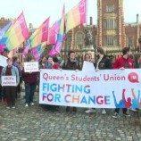 Queen's University Dihimbau untuk Minta Maaf atas Praktik Terapi Konversi
