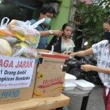 Membantu Orang Lain: Komunitas LGBT Manado Mengumpulkan Dana untuk Bantuan Makanan untuk Korban COVID-19