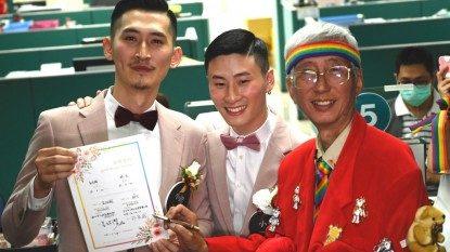 Apakah Opini Publik Taiwan tentang Pernikahan Sesama Jenis Berubah