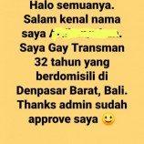 Gay Transman Dan Lesbian Transpuan