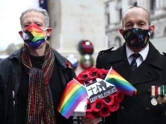Tentara Inggris yang Dipecat karena LGBT Bisa Mendapatkan Medali Mereka Kembali